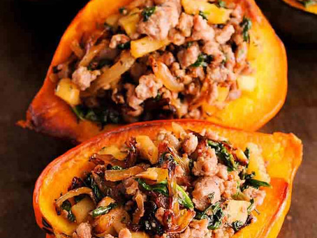 20 Paleo Autumn Recipes