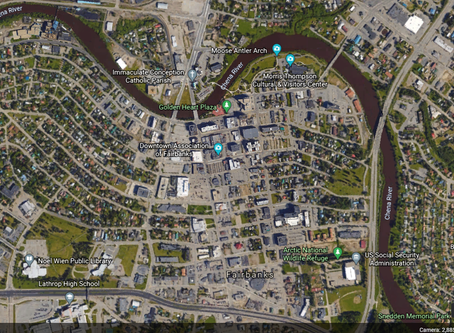 Speculation on Downtown Fairbanks Betterment