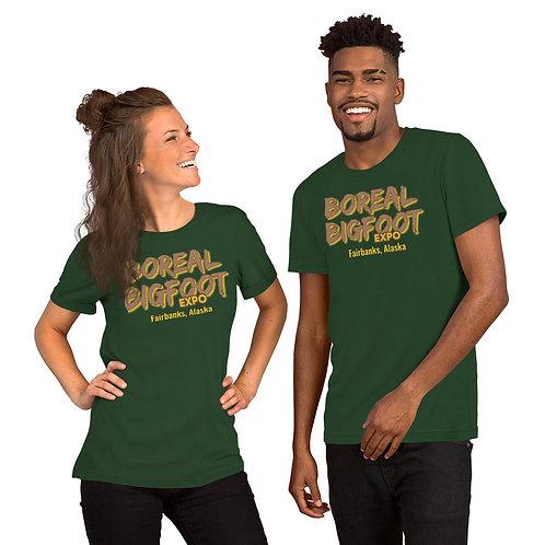 Boreal Bigfoot Expo Unisex T-Shirt