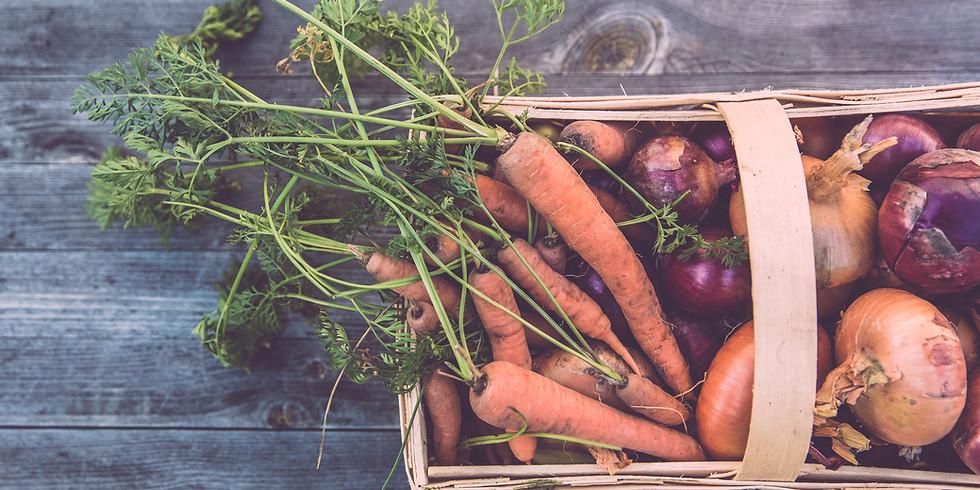 Harvest Basket Challenge: Tweens & Teens (ages 10-16)