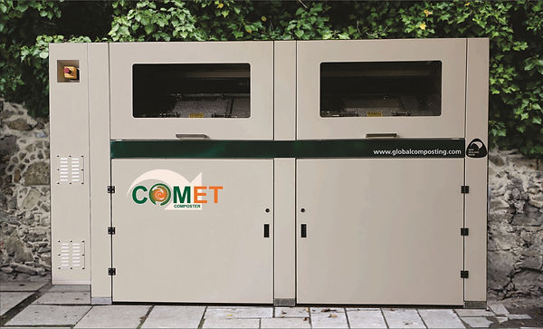 COMET Technology - Composter | Global Composting Solutions