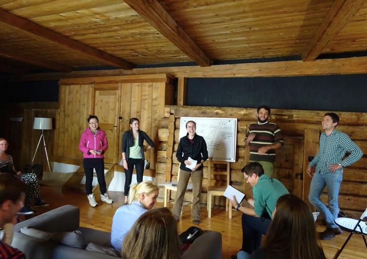 Guarda evolutionary biology workshop
