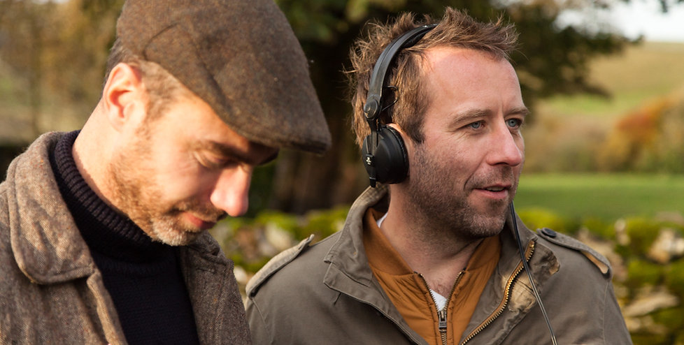 co-Producer Rich Shean and Dan Hartley_M