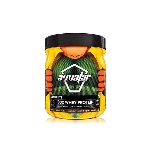 AVVATAR 100% WHEY protein