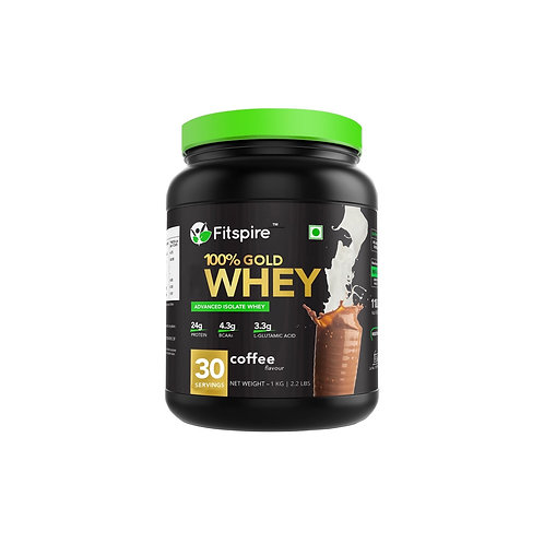Fitspire 100% GOLD WHEY protein