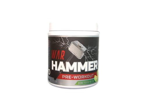 WAR HAMMER  International protein (pre workout )