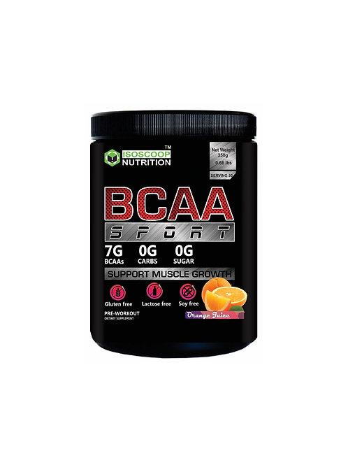 BCAA sport isoscoop Nutrition