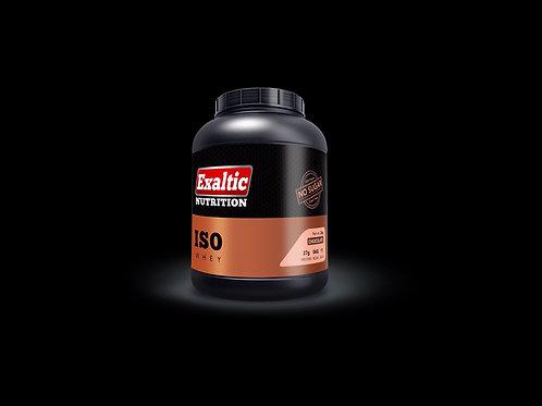 Exaltic ISO WHEY protein