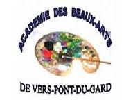 academie des beaux arts de Vers Pont du Gard