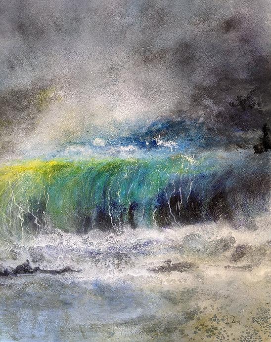 Echapée mer Huile 92 x 73 cm.jpg