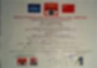 medaille d or au concours international de peintures a Pekin Chine