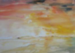 """oeuvre """"les cieux de l'évasion"""" réalisée par Daniel AUBERT alias Dann"""