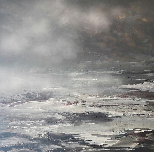 Oeuvre récemment présenté à la Galerie SONIA MONTI Paris 8eme