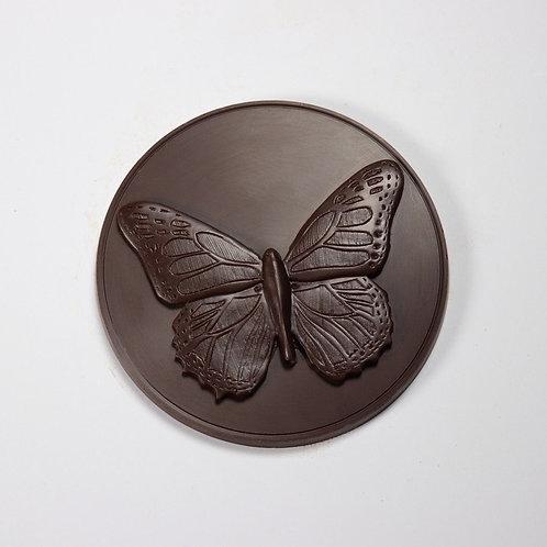 Monarch Butterfly Medallion