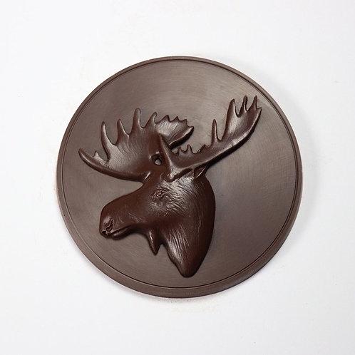 Moose Medallion