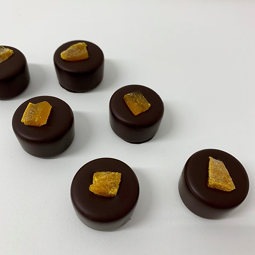 Mango Truffles