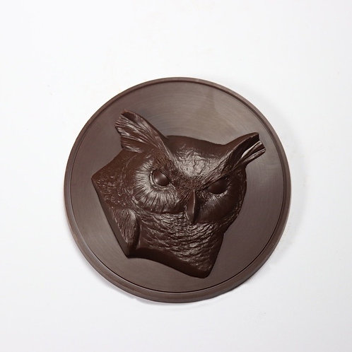 Owl Medallion