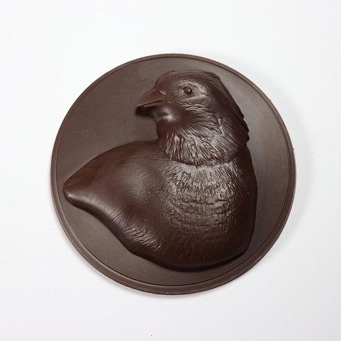 Northern Bobwhite Medallion