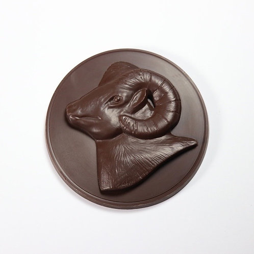 Bighorn Sheep Medallion