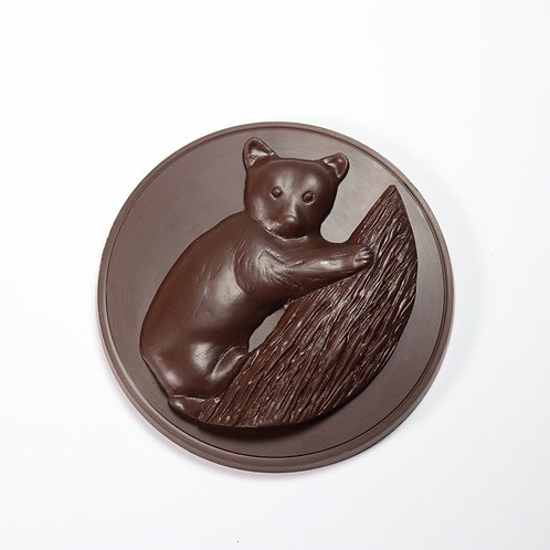 Bear Cub Medallion