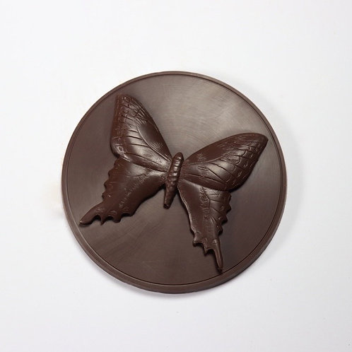 Tiger Swallowtail Butterfly Medallion