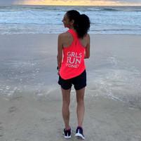Women's Running Safety
