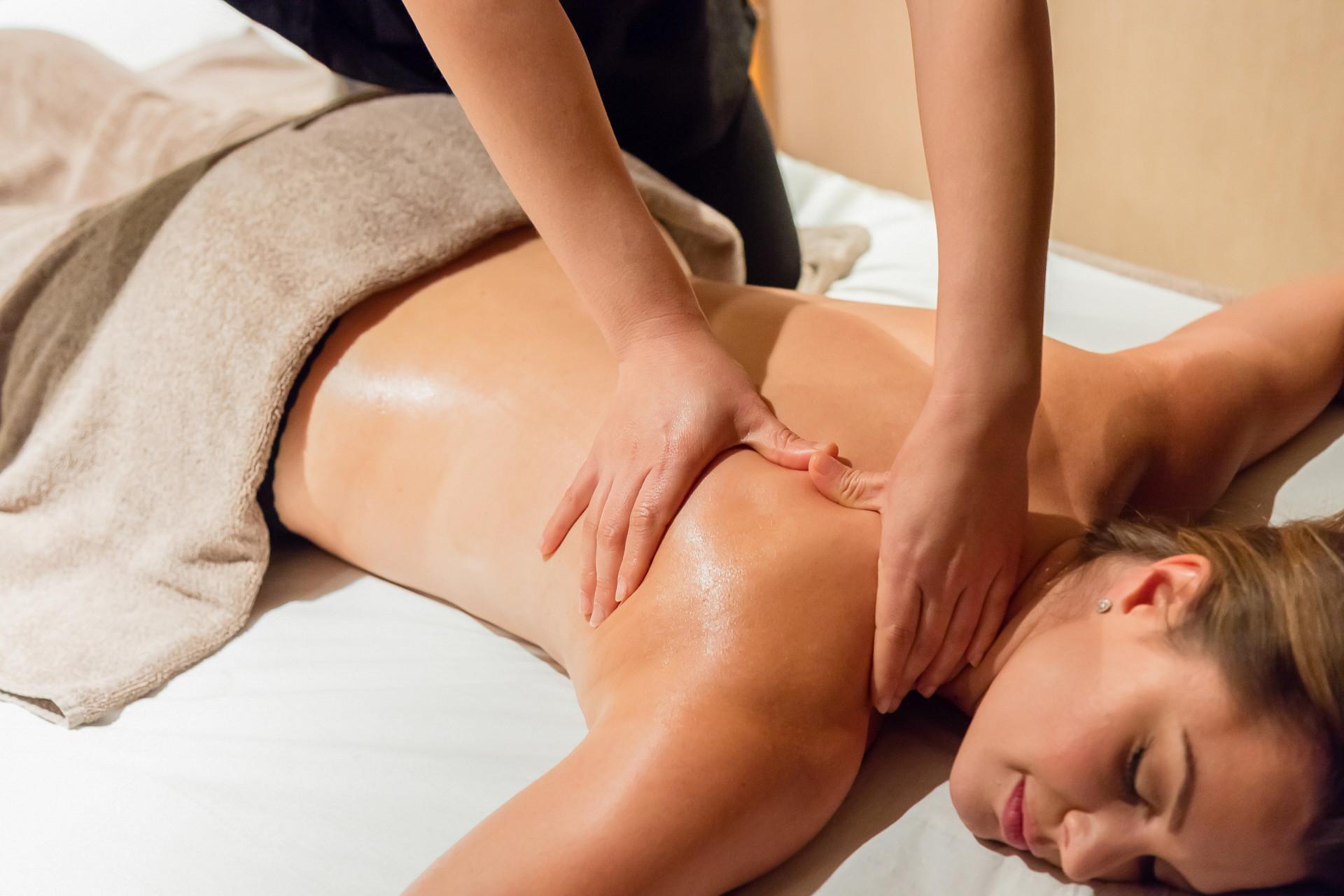 Deep Oil Massage