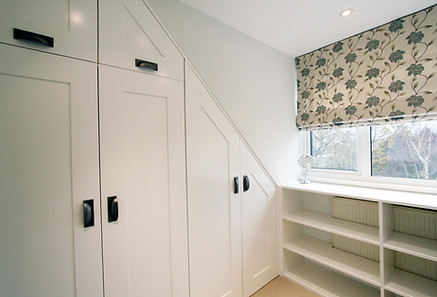 Fitted Wardrobe Design Esher Surrey