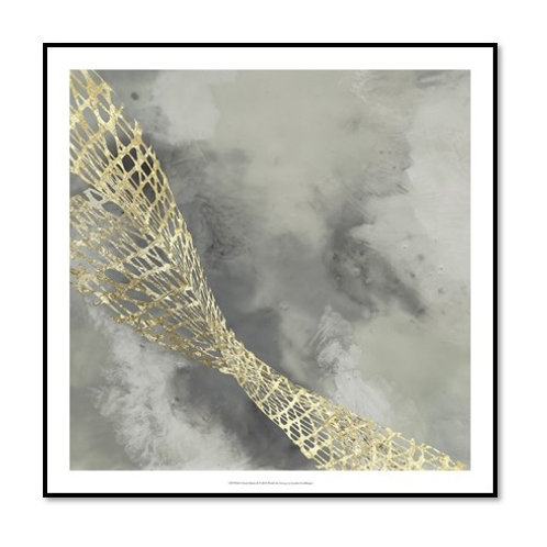 Cloud Matrix II - Framed & Mounted Art