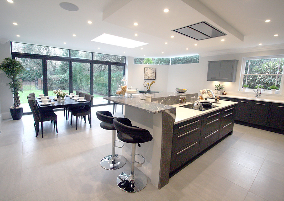Cool Kitchen Design Cobham