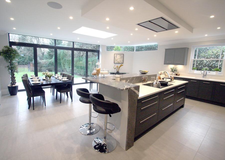 Cool Kitchen Design Cobham