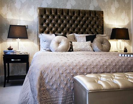 Sumptuous Bedroom Design