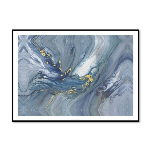 Nebula - Framed & Mounted Art