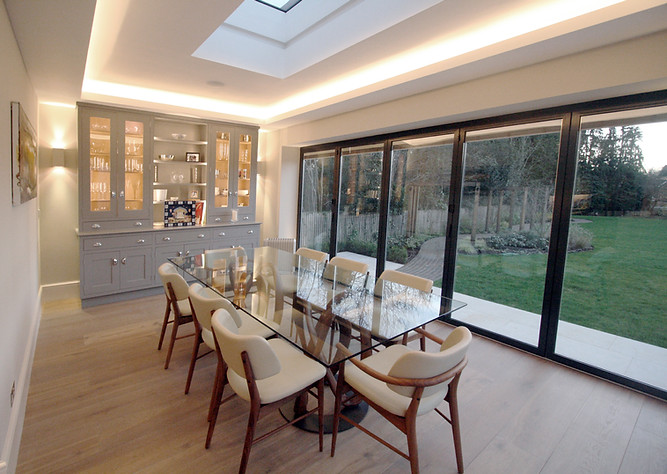 Garden Room Design - Harpenden