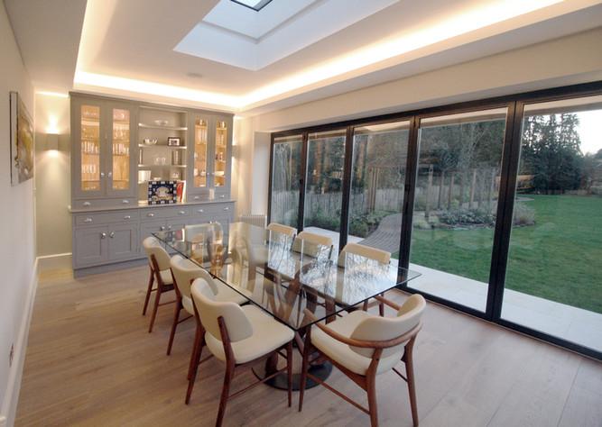 Garden Room Design - Harpenden