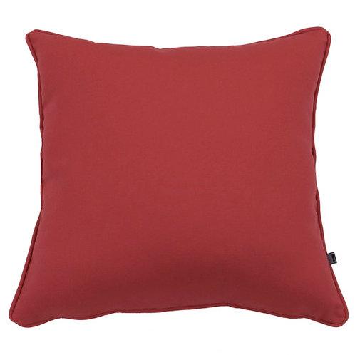 Kendo 43x43cm Cushion, Raspberry