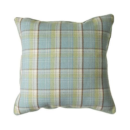 Sherlock 58x58cm Cushion, Blue