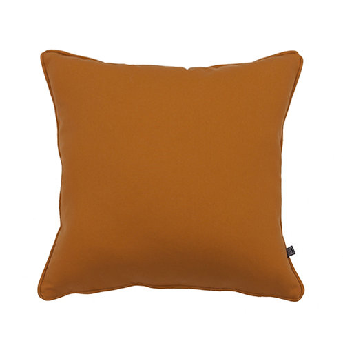 Kendo 43x43cm Cushion, Orange