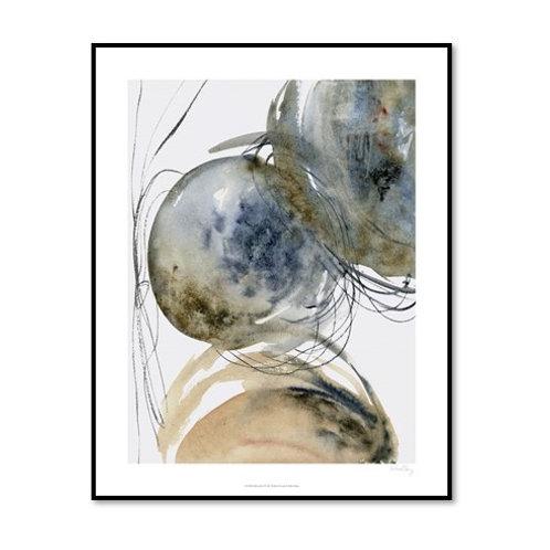 Hibernation  II - Framed & Mounted Art