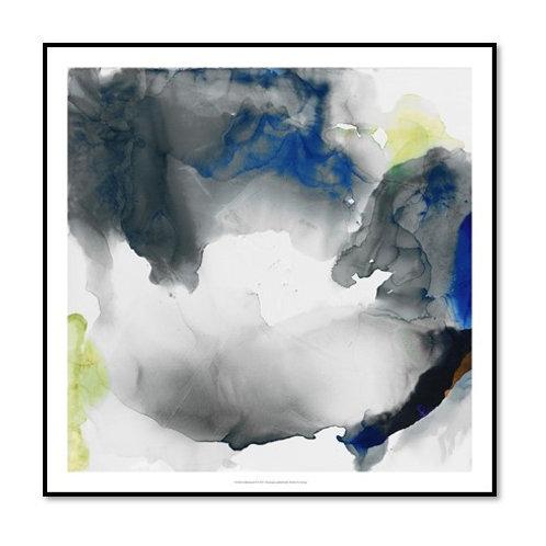 Ephemeral II - Framed & Mounted Art