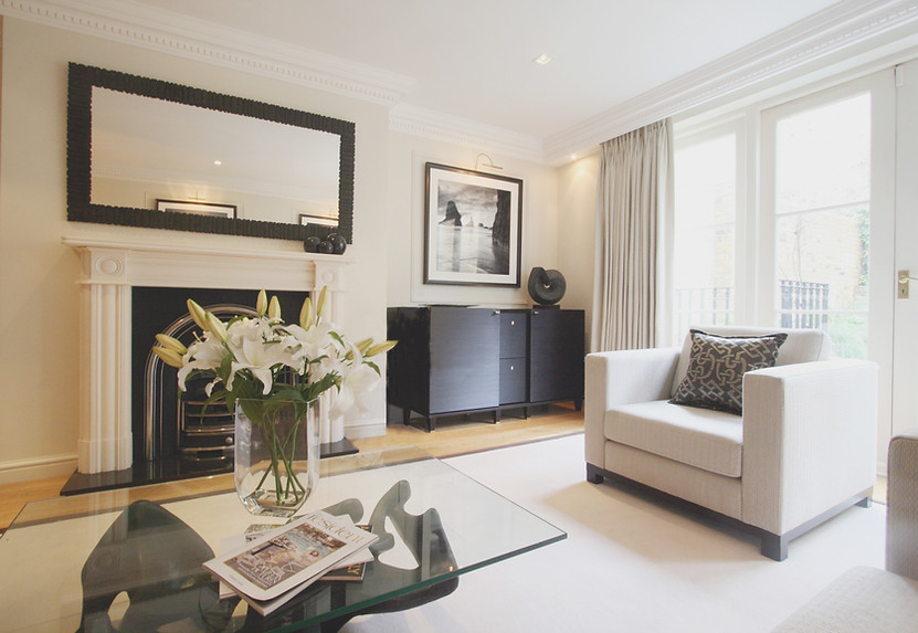 Clasical Contemporary Living Chelsea