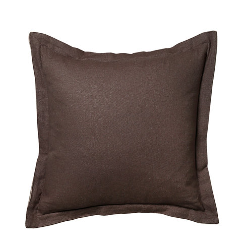 Hamilton Linen 44×44+3cm Cushion, Grey