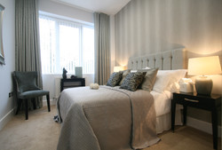 Soft Grey Green Bedroom