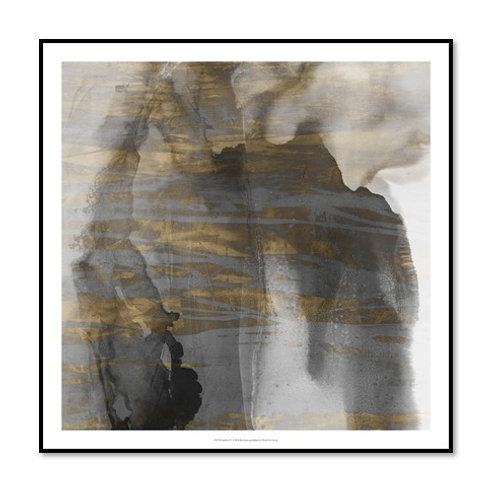 Surface IV - Framed & Mounted Art