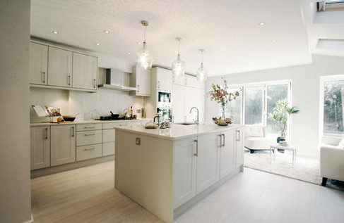 Kitchen Design - Parsons Green