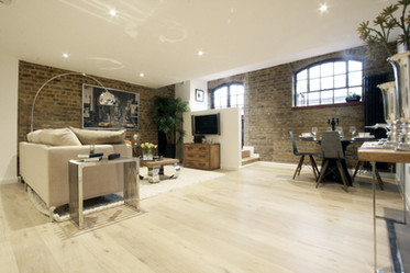 Industrial Loft Style Design