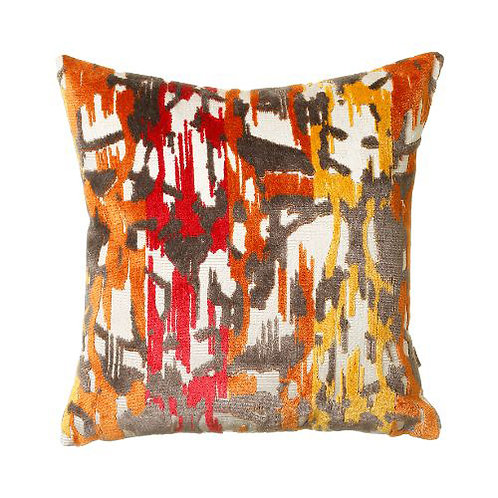 Mellow 43x43cm Cushion, Red