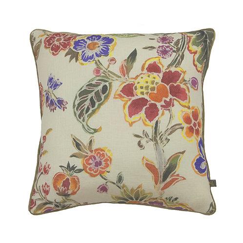 Zaragosa 58x58cm Cushion, Multi