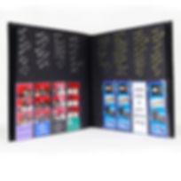 black-leather-40pg-slip-in-album-display