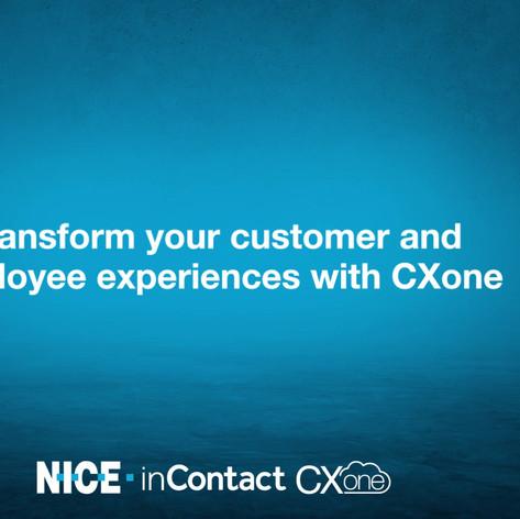 NICE CXone - No Drama
